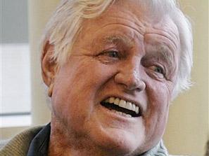 Edward Kennedy in 2008