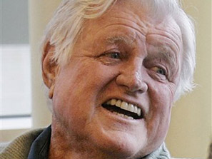 Edward Kennedy in 2008